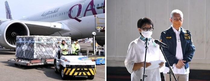 Vaksin Siap Pakai AstraZeneca Kembali Tiba di Indonesia