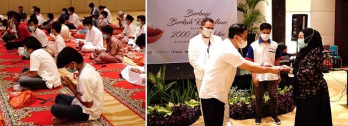 Yayasan Agung Podomoro Land Santuni 2.000 Anak Binaan