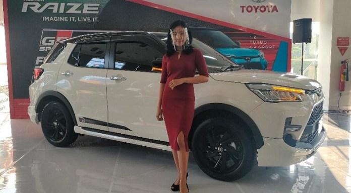 Toyota Raize Siap Bersaing di Segmen SUV