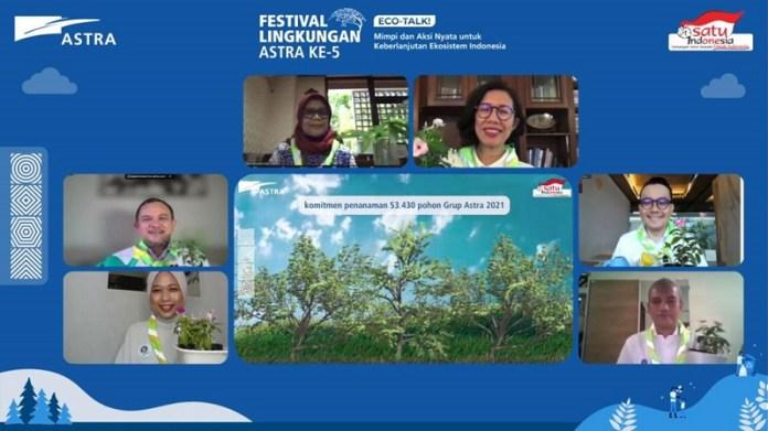 Astra Gelar Festival Lingkungan Astra Untuk Keberlanjutan Ekosistem