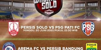 Piala Walikota Solo 2021 Pertemukan Klub-Klub Besar dari LIGA 1 dan 2