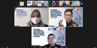 """Peringati Hari Tanpa Tembakau Sedunia FKM Unair Gelar Hasil Penelitian """"Commit to Quit"""""""