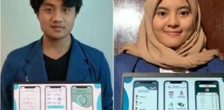 SI-ASIN, aplikasi penunjuk sebaran vaksin Covid-19 Karya Mahasiswa ITS