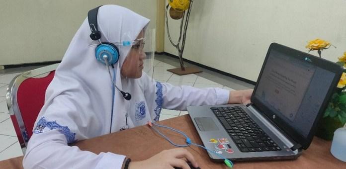 SMP Al Falah Deltasari Adakan Class Meeting Secara Virtual Untuk Tetap Tumbuhkan Minat Bakat Siswa