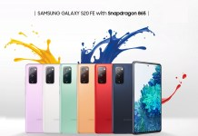 Samsung Hadirkan Galaxy S20 FE Snapdragon di Indonesia