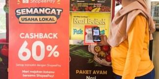 ShopeePay Dorong Pegiat UMKM Surabaya untuk Tingkatkan Bisnisnya