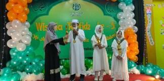 SD AL Falah Surabaya Gelar Wisuda Tahfidz Al Quran Secara Virtual