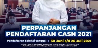 Pendaftaran CASN Diperpanjang, Gubernur Khofifah Ajak Nakes Manfaatkan Peluang