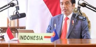 Presiden Joko Widodo Kesal karena Vaksin Covid-19 Masih Banyak