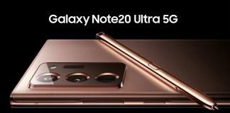 Samsung Galaxy Note20 Ultra 5G Kini Hadir dengan RAM 12GB