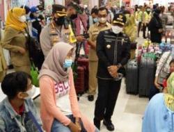Forkopimda Kota Malang Lakukan Sidak Protokol Kesehatan ke Mal, 20 Orang di Tes Swab Antigen