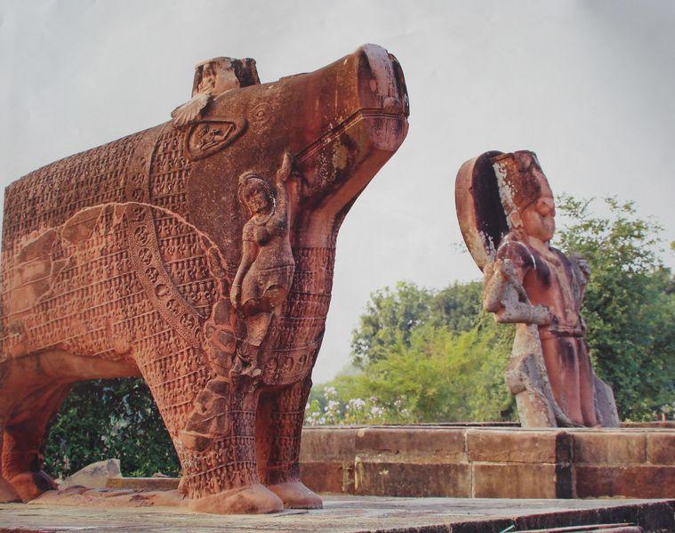 File:Vishnu Varaha Statue Eran.JPG