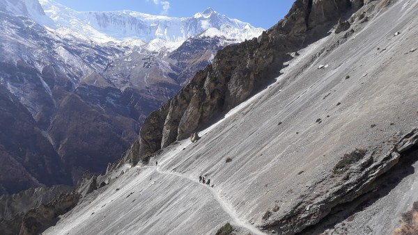 Around Annapurna Trek from Manang