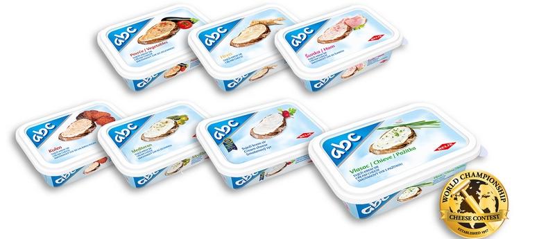 ABC svjezi krem sir treci na svijetu