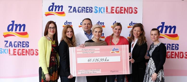 Djurdjica Sedlic, Spela Pretnar, Renato Mittermayer, Nika Fleiss, Janica Kostelic, Urska Hrovat, Karmen Kovacek(2)