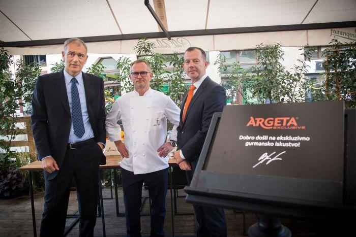 Predstavljeno limitirano izdanje Argete - Exclusive à la restoran JB