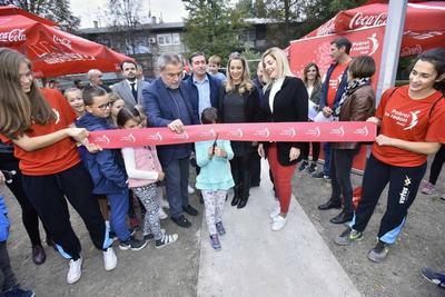Otvorena Coca-Colina aktivna zona u Zagrebu