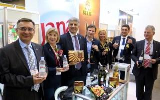 Hrvatska delegacija na Seoul Foodu 2015