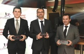 Miro Kasumovic, Ivan Milas, Renato Horvat-b2b superprodavaci- photo by pixsell