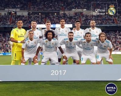Nivea men & Real Madrid snažni partneri za međunarodnu suradnju