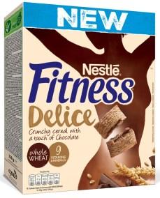 Nestle Fitness DELICE Chocolate