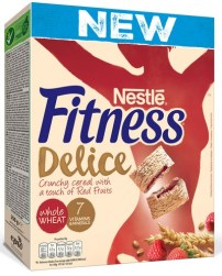 Nestle Fitness DELICE Red Fruit