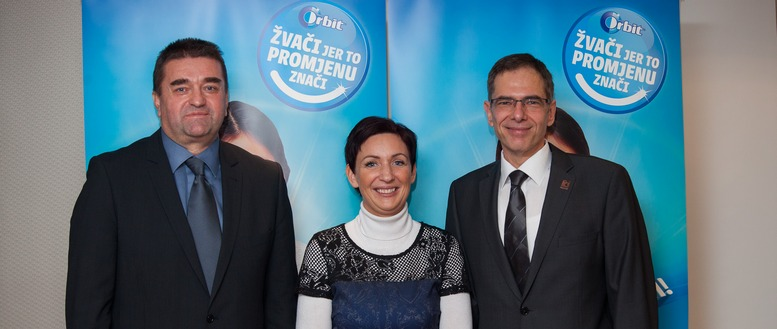 Darja Šušteršić. Neven Vidović,  Dražen Novak