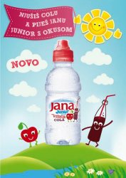 jana junior višnja cola