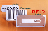 RFID jucer, danas, planer