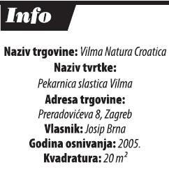Vilma Natura Croatica-info