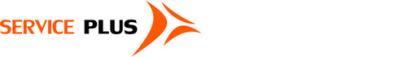 Service plus logo potpis wide