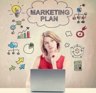 Marketing Plan-koncept