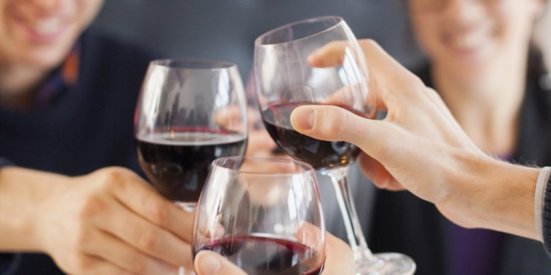Konzumacija vina: Samo nek' je domaće