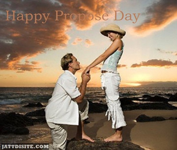 A Girl Proposing A Boy Wallpaper Propose Day Pictures Images