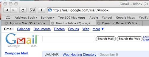 GMail new URL 1
