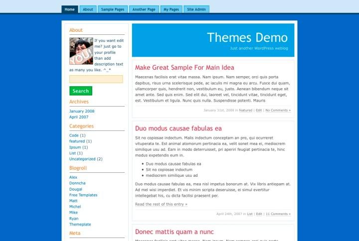 deBlue Screen