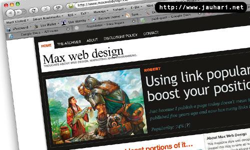 Max Web Design
