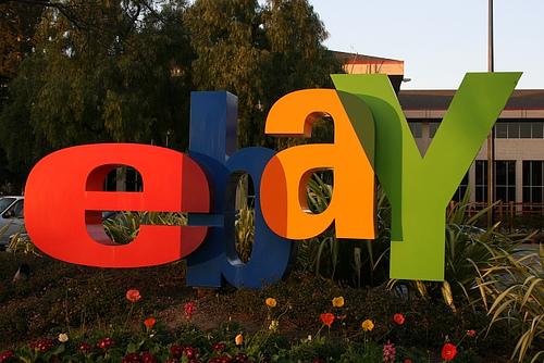 eBay Signature Logo