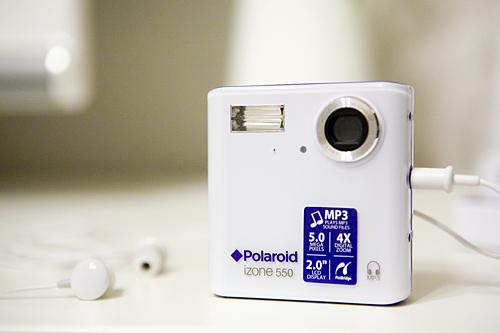 Polaroid izone 550 Digital Camera