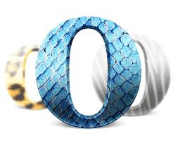 Opera Custom Design Logo