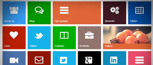 best metro theme for wordpress