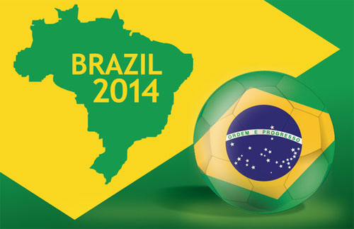 wordl cup event brazil 2014