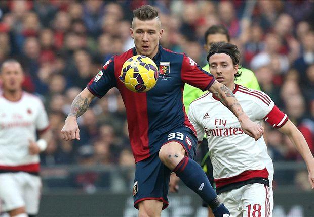 Genoa, AC Milan, Diego Lopez, Seri A