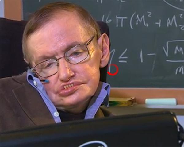 Professor, Stephen Hawking, AI