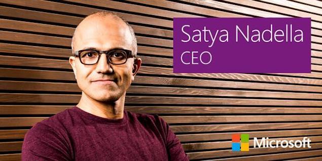 Satya Nadella, CEO Microsoft, Gaji Tertinggi