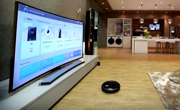 Samsung, UHD TV, Tizen, Smart TV
