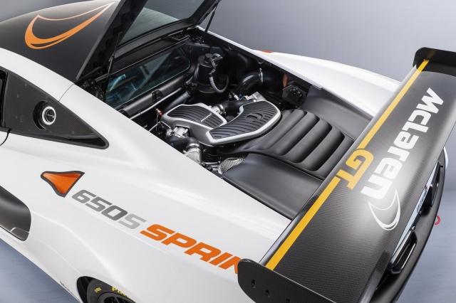 McLaren, Mobil Sport