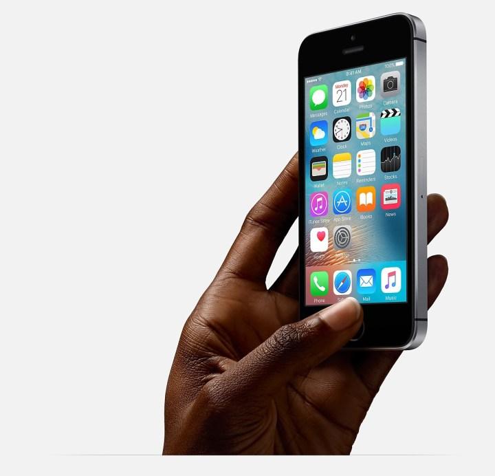 Apple iPhone SE Space Gray