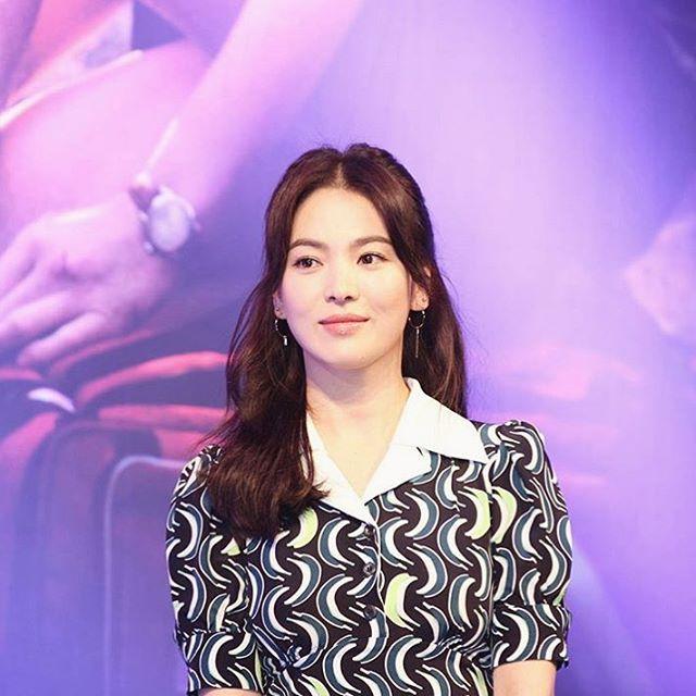 Foto Song Hye-kyo 2016