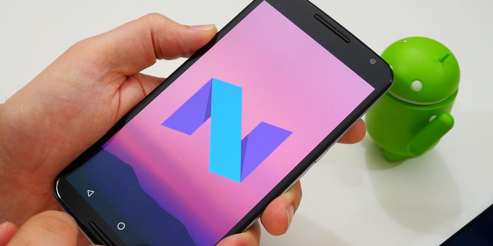 Instal Android N di Google Nexus 5x
